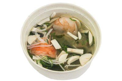 (50) Seafood Soup