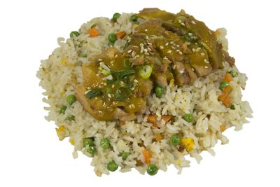 (91) Chicken Curry Rice