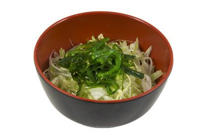 (98) Wakame Salade
